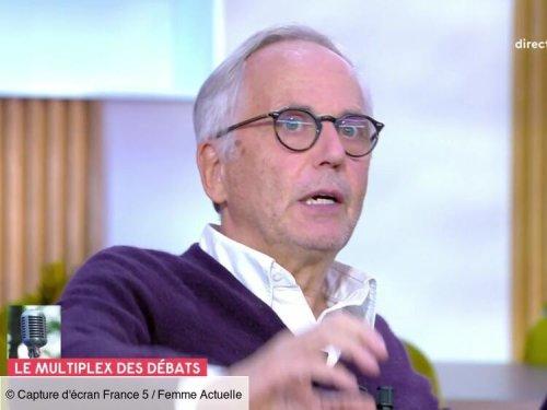 Fabrice Luchini : sa drôle de critique sur les Français qui votent à gauche et sur les écolos