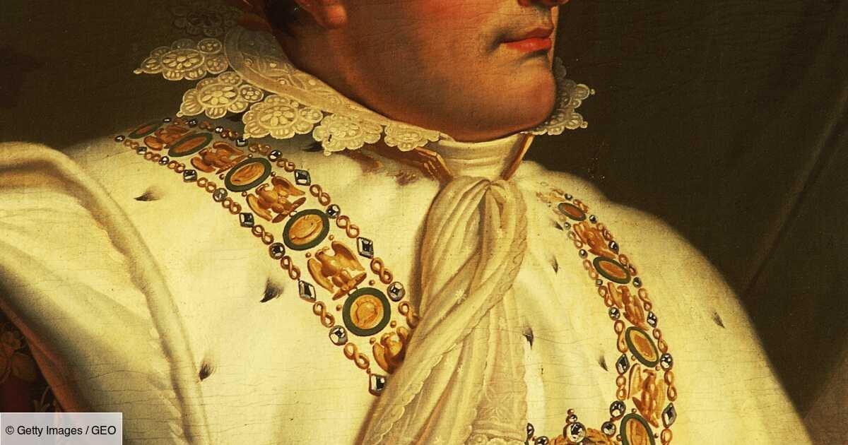 Napoléon, le petit Corse devenu Empereur