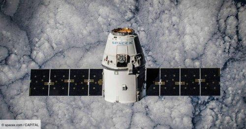 SpaceX : les premiers touristes ont débuté leur croisière spatiale