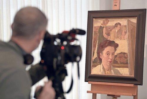 Gemälde von Lotte Laserstein erstmals zu sehen
