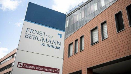 Lage in märkischen Krankenhäusern weiter entspannt