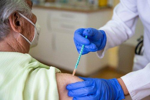 Mehr als 130.000 Impfungen in der vergangenen Woche