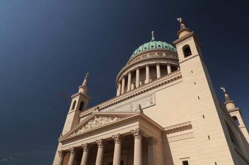 Potsdamer Kirchenglocken läuten für Flutopfer