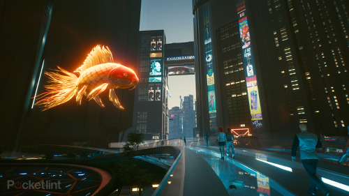 Six months on and Cyberpunk 2077 is still being patched