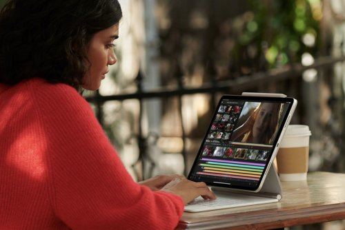 Apple may move the iPad front-facing camera horizontally
