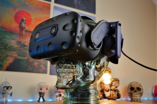 HTC Vive Pro 2 review: The ultimate VR experience