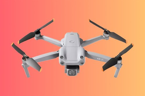 DJI Air 2S drone fully revealed in a series of leaked images