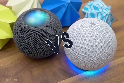 Amazon Echo Dot (4th gen) vs Apple HomePod mini: Which should you buy?