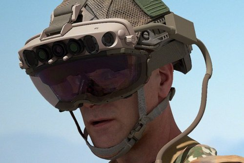 Microsoft's augmented reality headsets are set to be used by the US Army