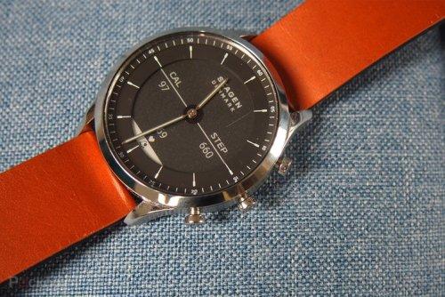 Skagen Jorn Hybrid Smartwatch HR review: Style over smarts