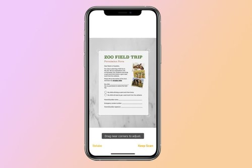How to scan and sign a document using your iPhone or iPad