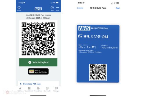 You can now add your NHS COVID Pass to Apple Wallet