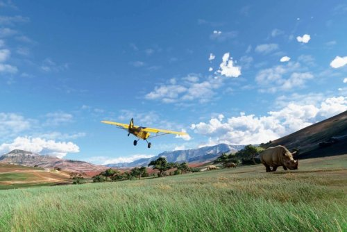 Microsoft Flight Simulator releases on Game Pass for Xbox Series X and S