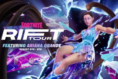 How to watch Ariane Grande's Fortnite show