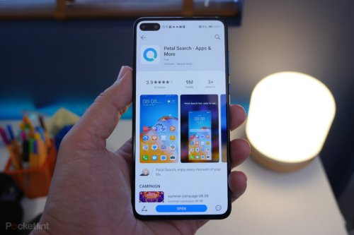 What is Petal Search, and how do you use it to get apps on your Huawei phone?