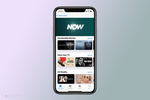 Now added to Apple TV app with full integration