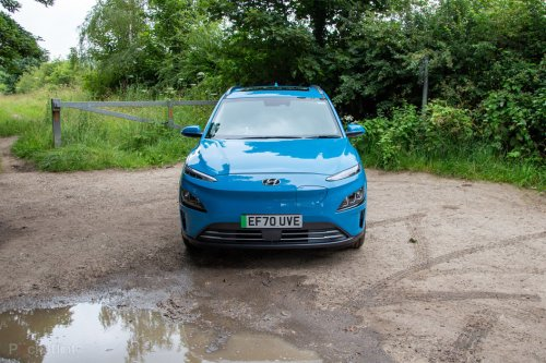 Hyundai Kona Electric first drive: Still the electric crossover to beat? - Pocket-lint