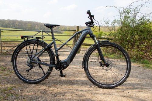 Merida eBig Tour 400 EQ electric bike review