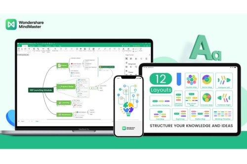 MindMaster: Amazing Mind Mapping Software