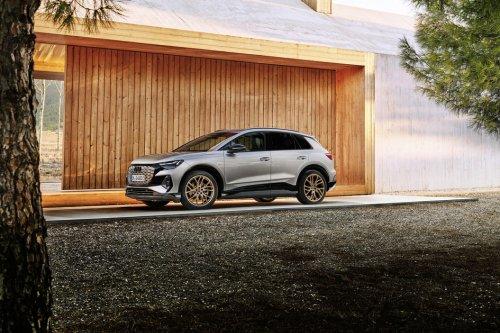 Audi Q4 e-tron will be Audi's mass-market electric car