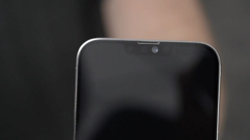 Could this the future of the iPhone notch?