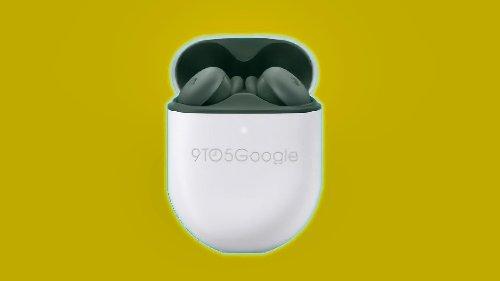 Oops, Google did it again - leaks upcoming Pixel Buds A in green trim
