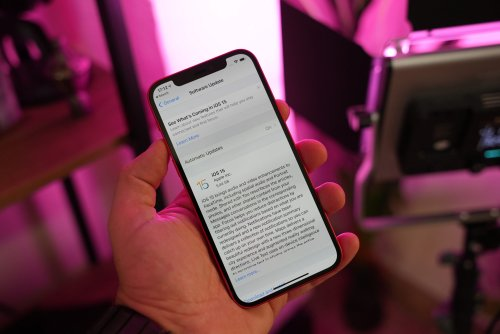 iOS 15 and iPadOS 15 are already rolling out to some users
