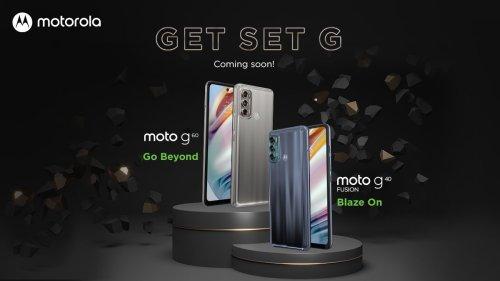 Motorola confirms the existence of Moto G60 and Moto G40 Fusion | Pocketnow