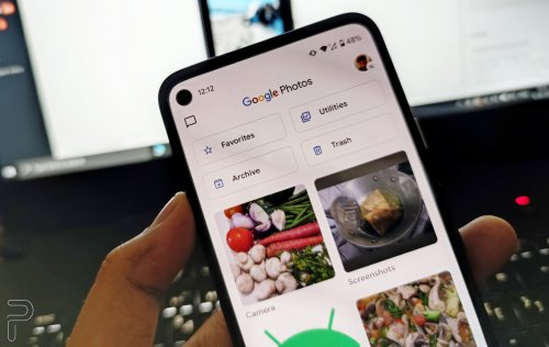 Google Photos is testing a new 'Filter' option for sorting