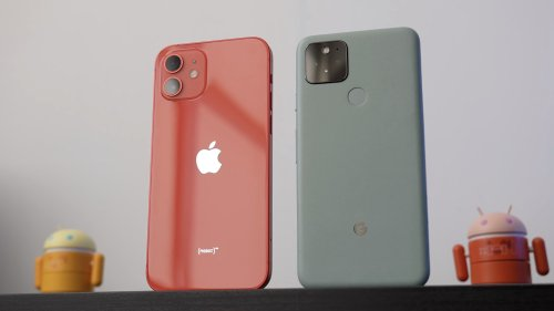 iPhone 12 vs Pixel 5: sorry Google (video) | Pocketnow