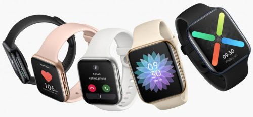 OPPO Watch can now be paired with Apple iPhones