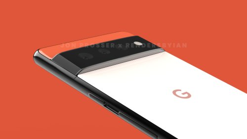 Google Pixel 6 design leaked and boy is it unique