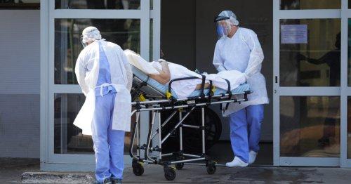 Média de mortes por covid é menor que 2 mil pelo 7º dia seguido