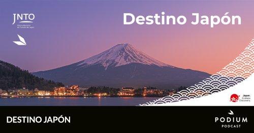 Un viaje por la cultura japonesa, con Alberto Moreno – E03 | Destino Japón | Temporada 01 | Podium Podcast