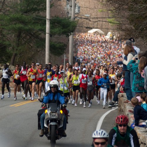 It's Harder to Get Into Boston Than It Has Been Since 1986 – PodiumRunner