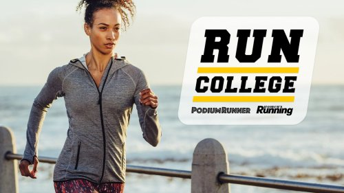 Register for Run College: Optimize Your Stride – PodiumRunner