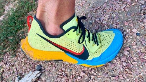 Cushioned Trail Carvers: Nike Air Zoom Terra Kiger 7