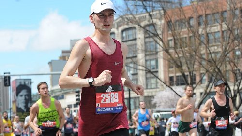 Meet the Runner Who Qualified for the 2021 Boston Marathon By Just One Second – PodiumRunner