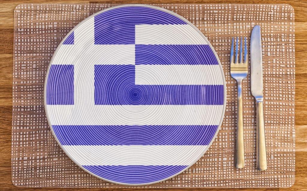 Greek Food Should be Eaten in Greece!