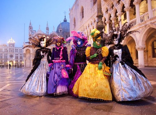 Venice - Behind the Mask