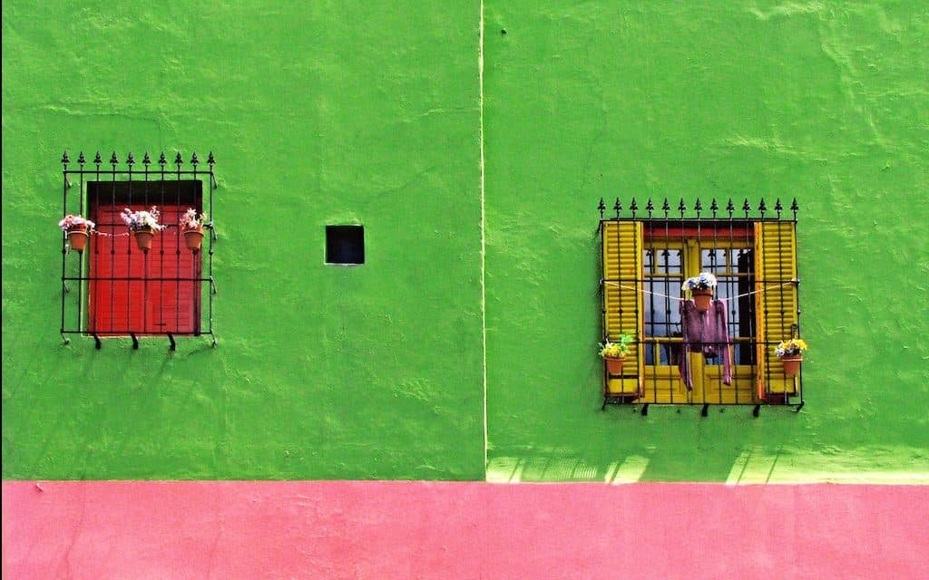 Caminito La Boca & Colorful Buenos Aires