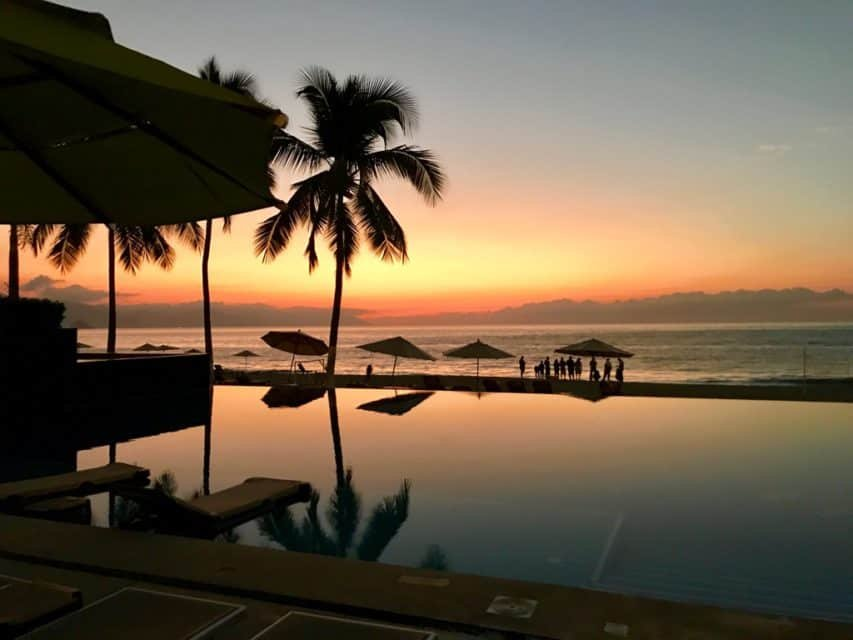 Puerto Vallarta All-inclusive Resort: Hyatt Ziva on the beach!