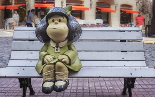 Meet the Cultural Icon: Mafalda