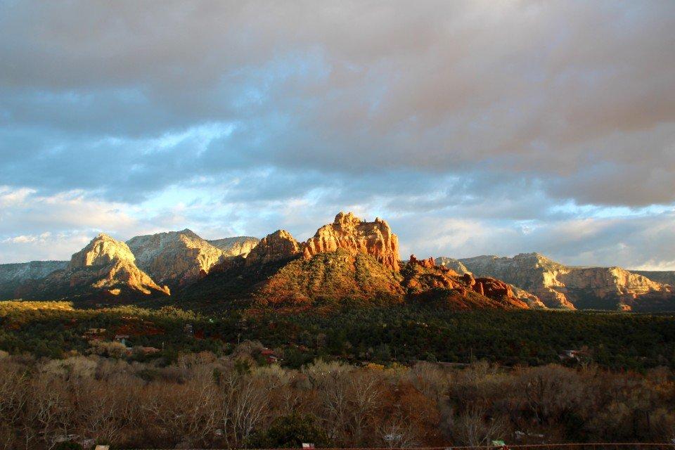 Visit Majestic Cathedral Rock - Sedona, Arizona