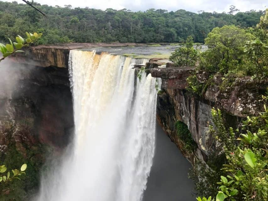 Kaieteur Falls: Majesty Brought to Life in Guyana