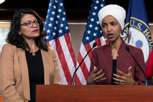 Progressive foreign policy's big week