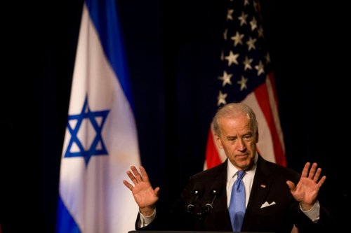 How Biden Can Be a Leader in an Israeli-Palestinian Conflict That Has None