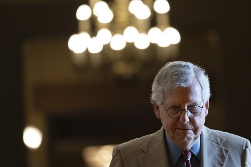 Pigs fly: McConnell weighs giving Biden a bipartisan win