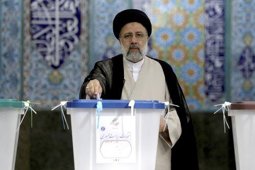 Iran's president-elect says he won't meet with Biden
