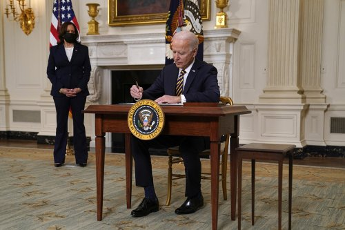Biden promised a 'fair and humane' immigration overhaul. What he inherited is a mess.